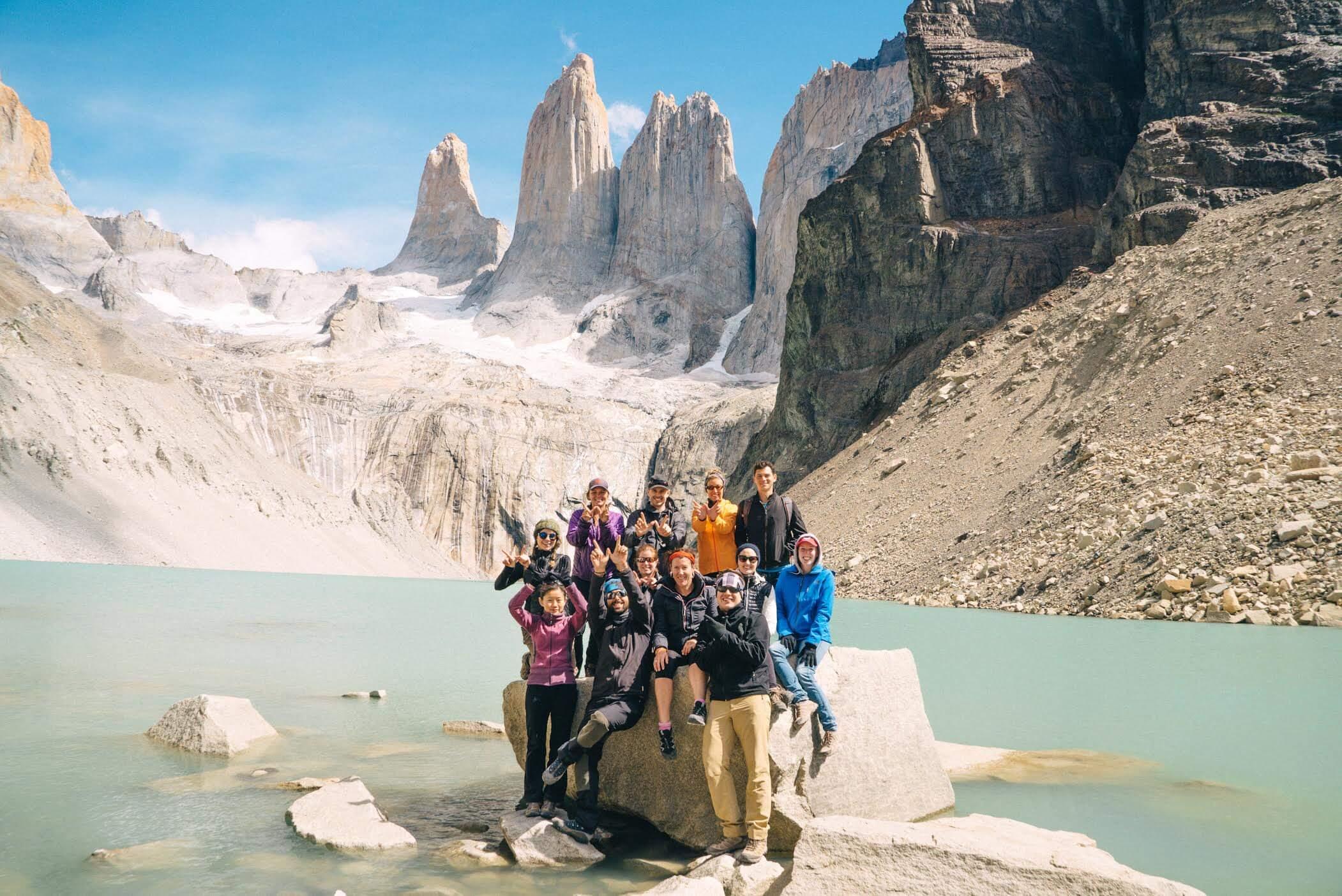 Nomadic Matt Patagonia