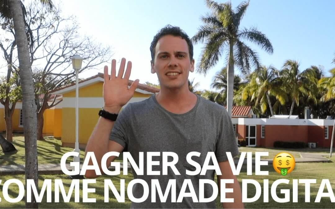 TRAVAILLER EN VOYAGEANT : Top 4 Options pour Gagner ta Vie comme Nomade Digital