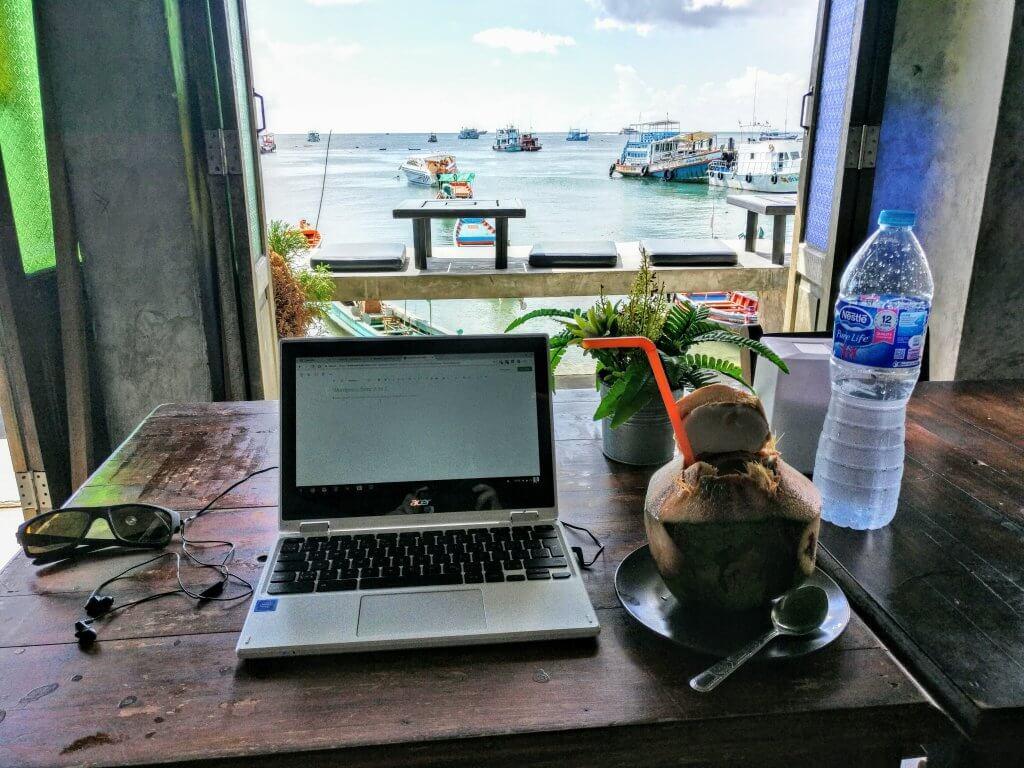 Travailler Hors Connexion Thailande