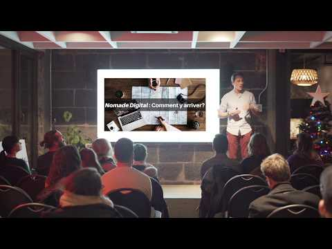Gagner sa vie comme Nomade Digital – Conférence Montréal