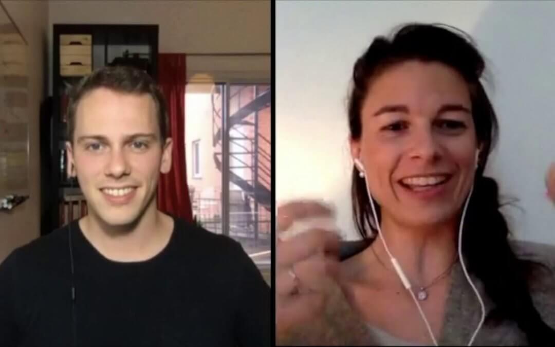 Interview avec Nastasia de Valiz Storiz – Conseils Freelance pour Nomade Digital