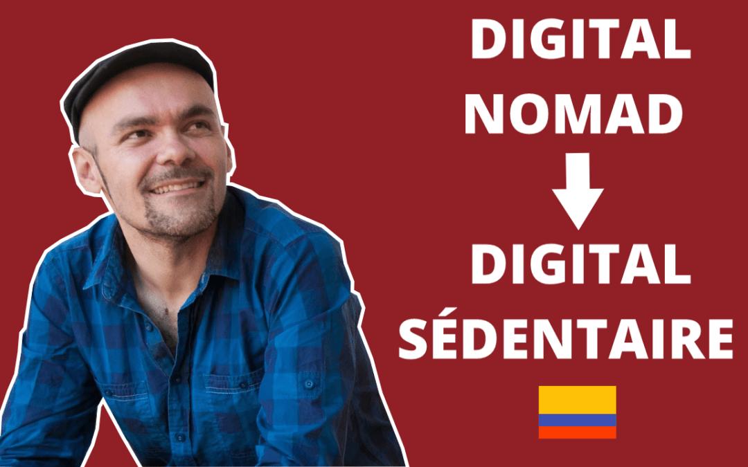 De digital nomad à expatrié en Colombie 🇨🇴 – Interview avec Fabrice Dubesset