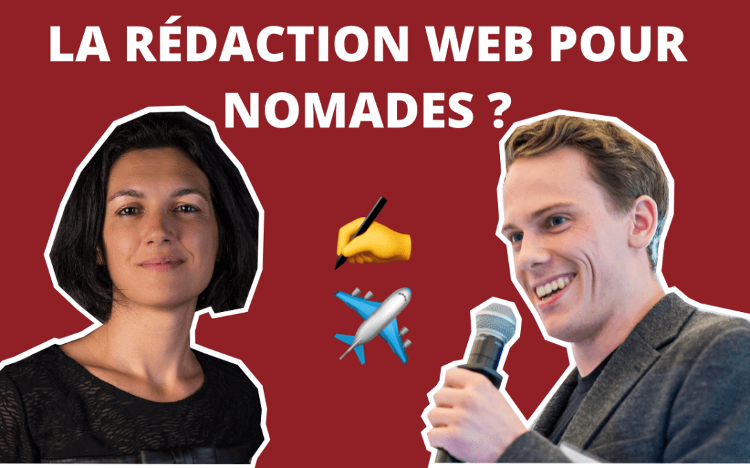DEVENIR DIGITAL NOMAD GRÂCE À LA RÉDACTION WEB ✍️ ✈️   INTERVIEW AVEC LUCIE RONDELET
