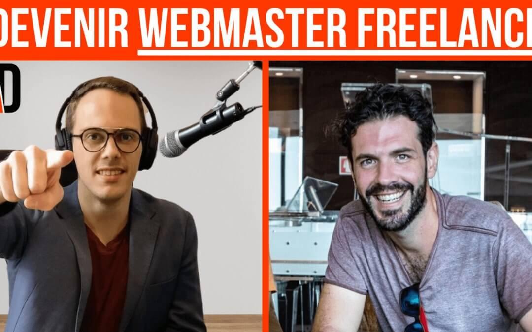 Comment Devenir Webmaster Freelance – Discussion Avec Johann Roche