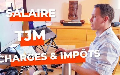 Freelance : TJM, charges et impôts