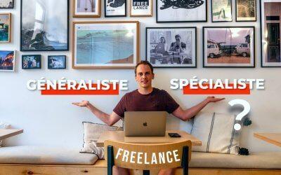 Freelance Généraliste : bonne ou mauvaise idée ?